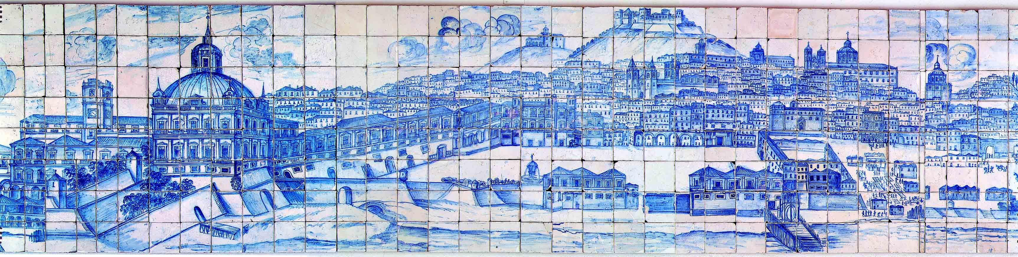 Imagem cedida gentilemente pelo museu do azulejo de Lisboa